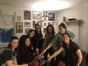 Cooking Class Participants