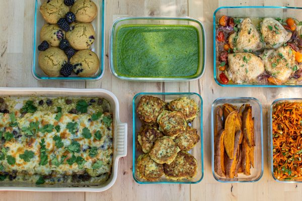 Week's worth of meals